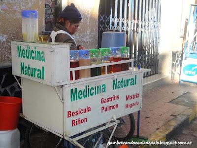 Mate boliviano - Gambeteandoconladepalo