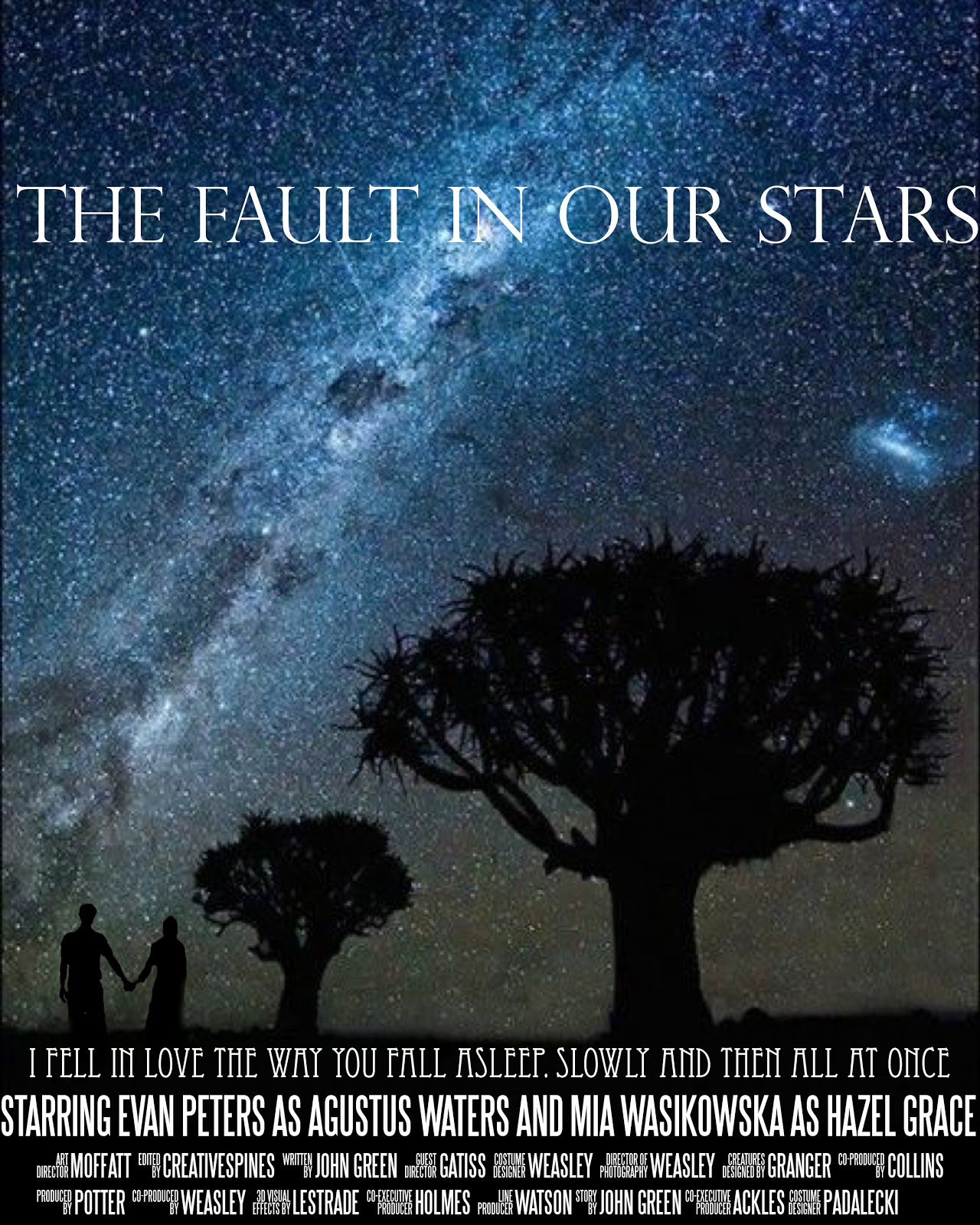 the gallery for gt the fault in our stars movie poster