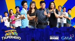 Tsuperhero January 15 2017 SHOW DESCRIPTION: The show tells the extraordinary story of Nonoy, portrayed by Derrick Monasterio, a jeepney driver who turns into a superhero because of a mysterious […]