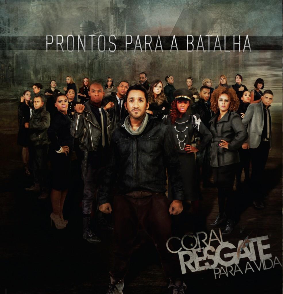 Coral Resgate Para a Vida - CD Prontos Para a Batalha