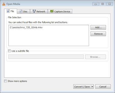 Cara Konversi MKV ke MP4 Menggunakan VLC Media Player