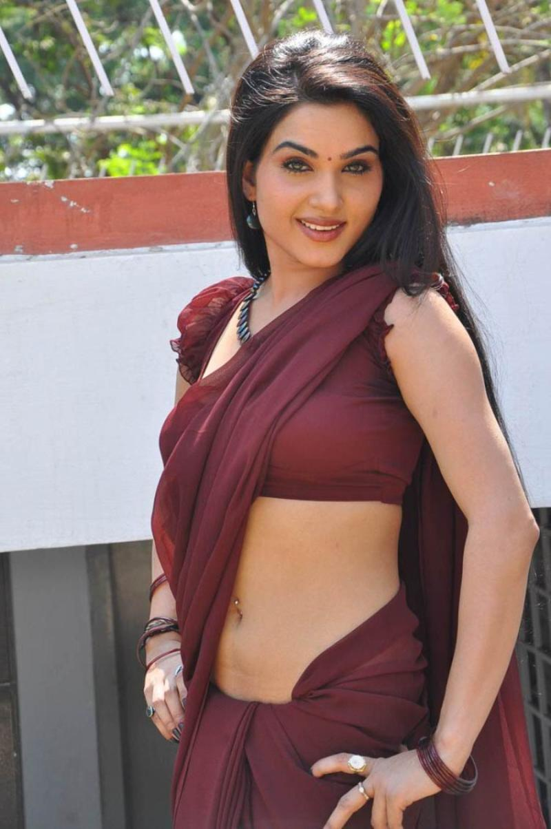 Kavya Singh Pink Saree Photos,kavya Singh Saree