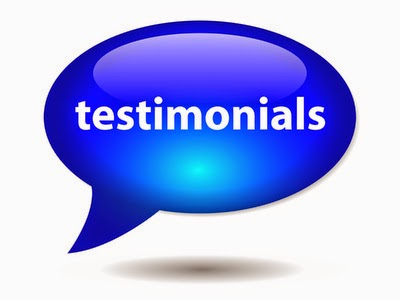 Life Coaching Testimonials