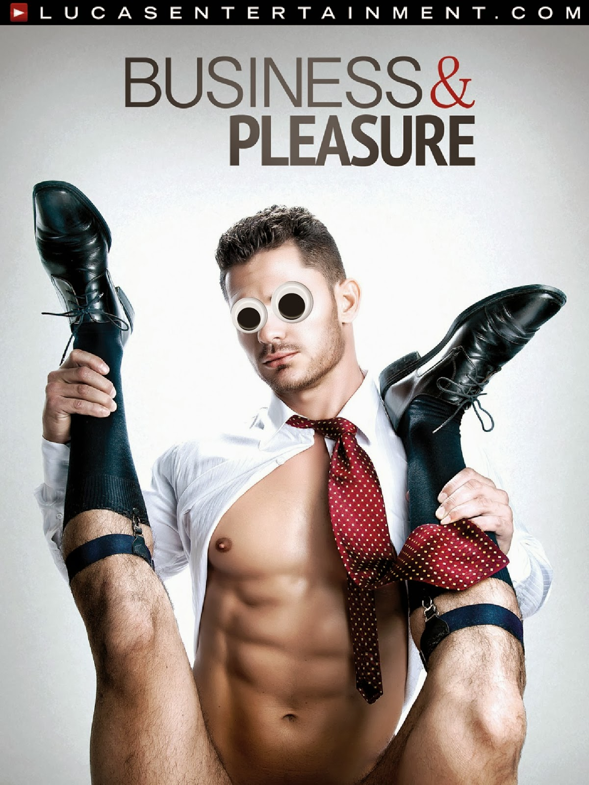 AdamMaleBlog Exclusive: Googly Eyes on Gay Porn Box Covers!