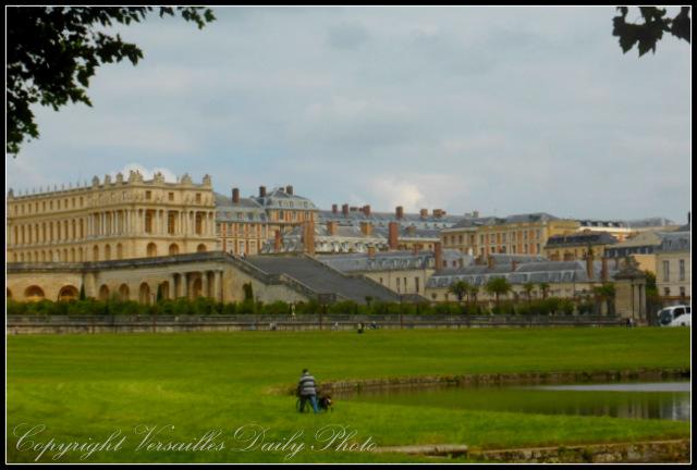 Versailles château palace 110 steps
