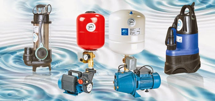 Buy performance based 5GL water pumps online @ pumpkart.com