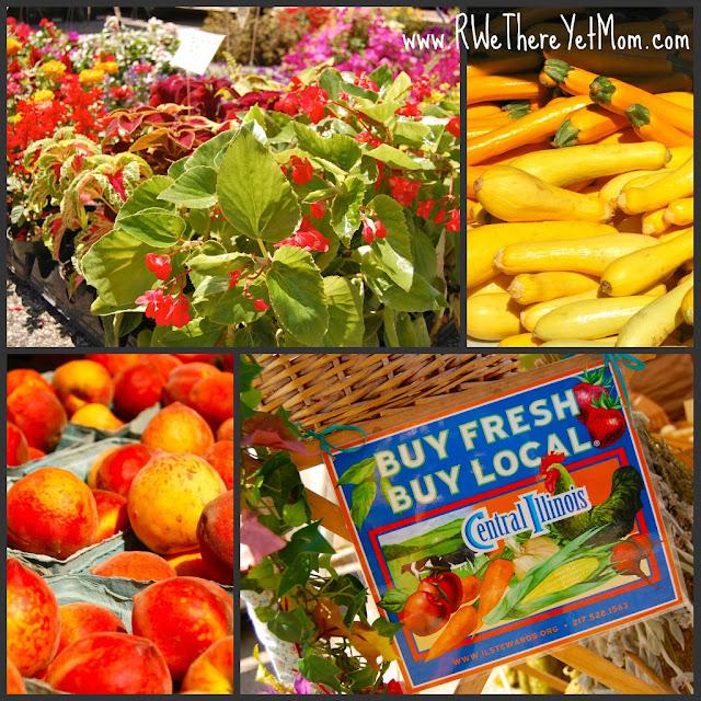 Farmer's Market Scavenger Hunt