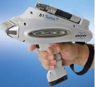 Máy phân tích thành phần hợp kim cầm tay Bruker S1 Turbo SD