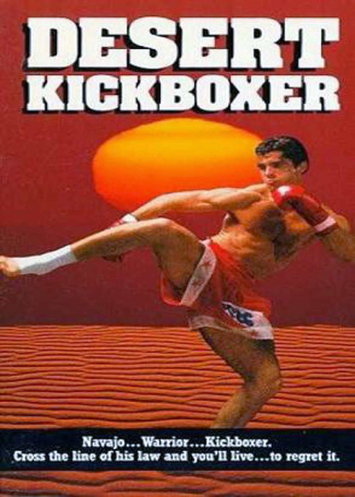 Desert Kickboxer (1992)