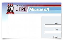 parceria ufpe microsoft