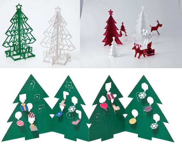 árboles Navidad Muji