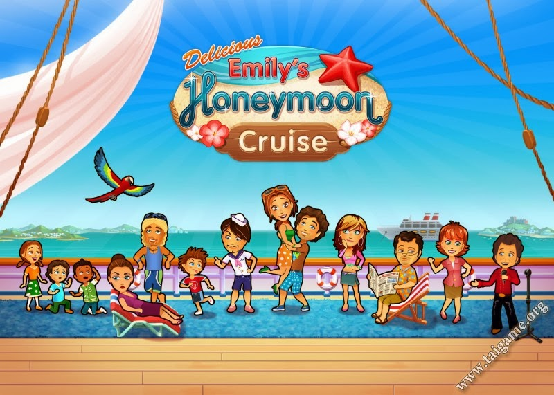 Delicious Emily's Honeymoon Cruise Mod Apk