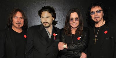 Black Sabbath w 2013 roku
