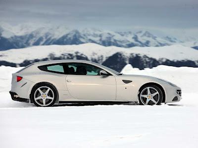 2012 Ferrari FF Silver