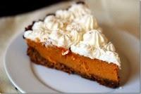 Eggnog Pumpkin Pie