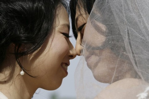 While being gay and lesbian has been legal in China (and Hong Kong but not ...