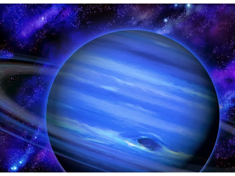 Neptun - planeta snova i vizija kre?e direktnim hodom