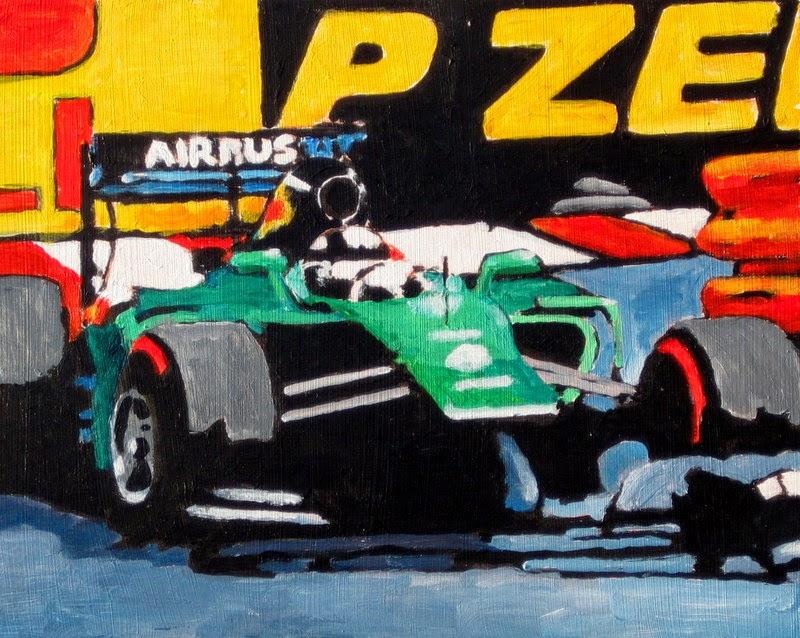 formula 1 | painting |