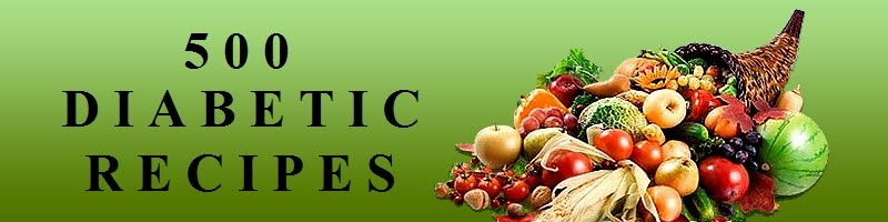 500 Diabetic Recipes