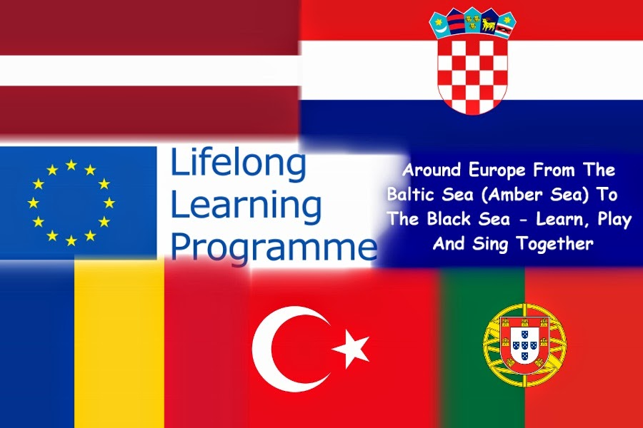 Comenius project financed by the European Commission.