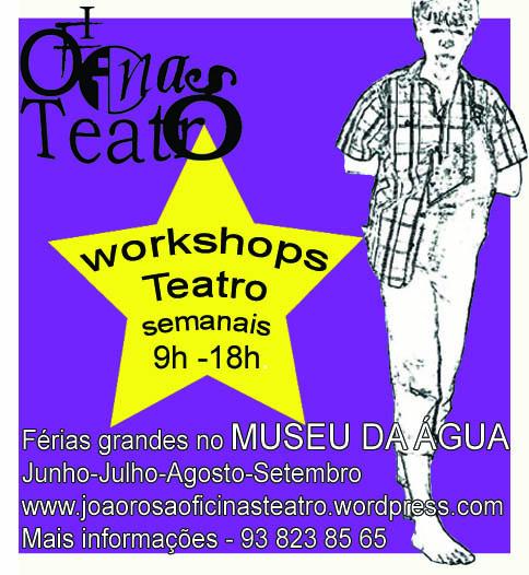 Workshop de Artes Performativas para Crianças - Lisboa