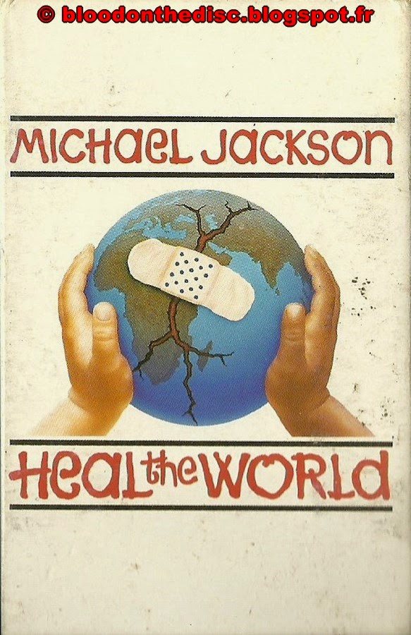 Heal The World K7 Front Cover