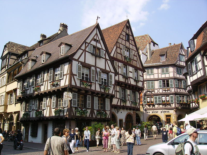 colmar france tourist destinations. Black Bedroom Furniture Sets. Home Design Ideas