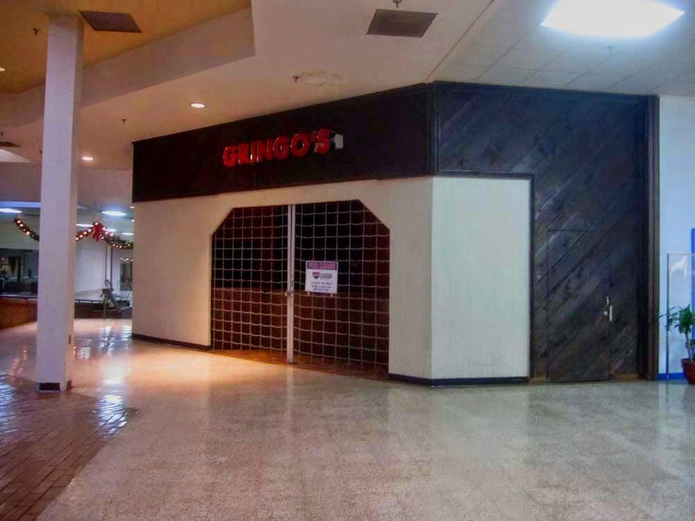 sky city retail history claypool hill mall cedar bluff va