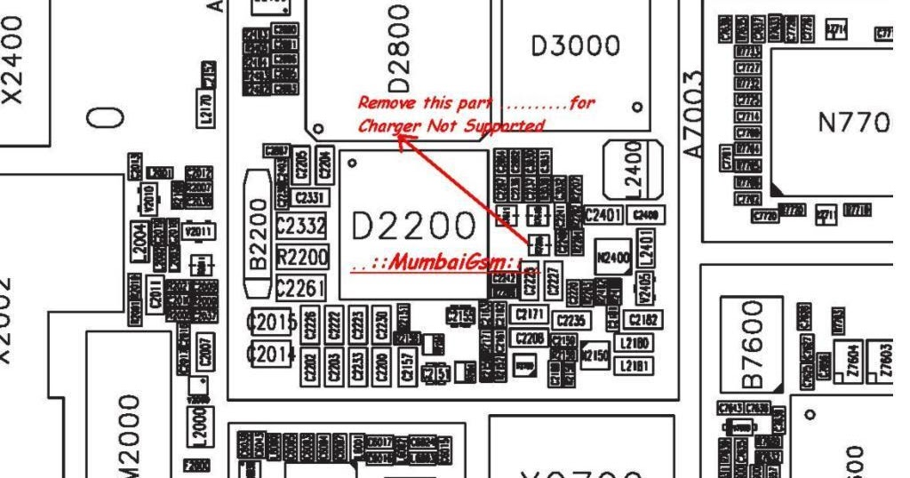 nokia 2760 charger not suported solution