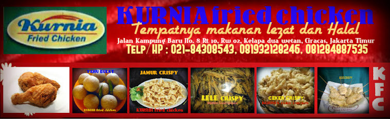 KURNIA Fried Chicken