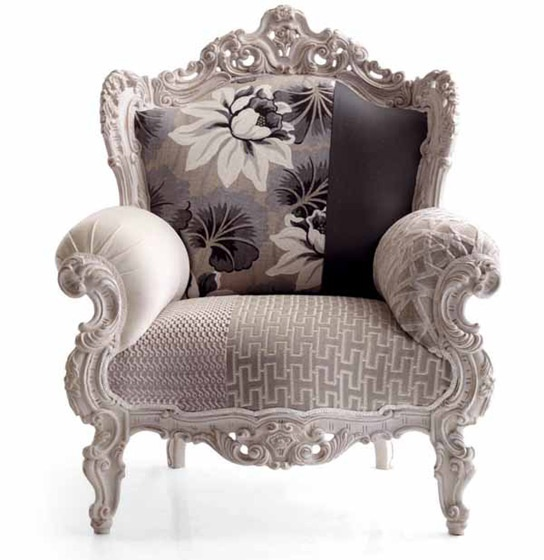 Cadeiras e poltronas de luxo luxos e luxos - Poltrone vintage design ...
