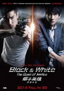Black and White: A Origem da Justi�a Dublado