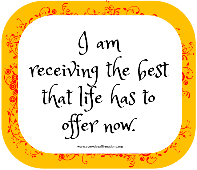 Affirmations for Prosperity, Daily Affirmations, wealth affirmations