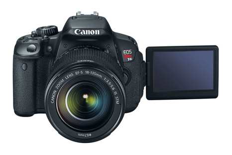 Kamera DSLR Canon Terbaru 2013