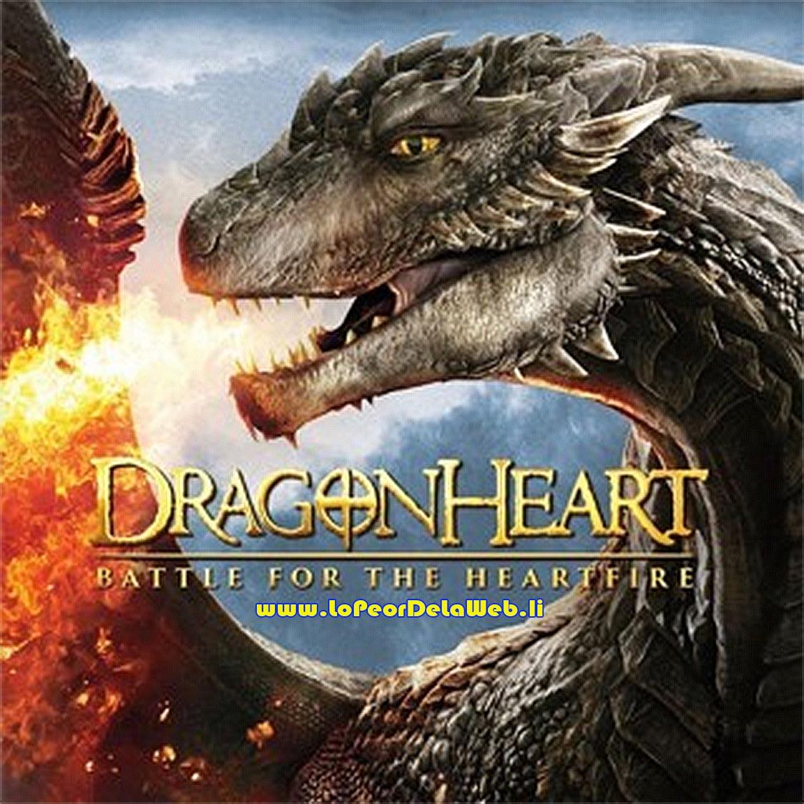 Dragonheart: Battle for the Heartfire (2017 - 1080p)