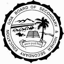 Goa SSC Timetable 2014 Logo