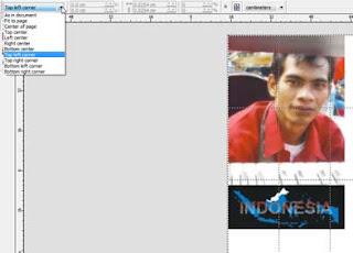Cara Ngeprint gambar raksasa pada corelDRAW