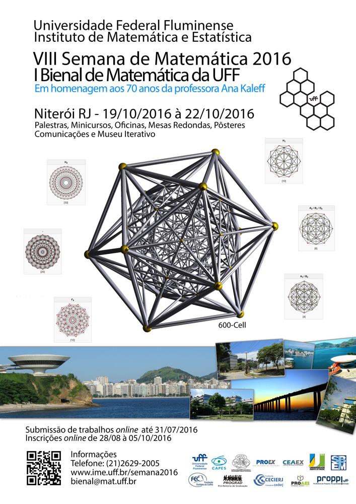 VIII Semana de Matemática da UFF