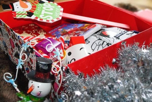 Christmas Eve Present