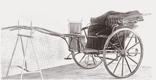 Heroes heroines and history tidbits about carriages for Chaise carriage