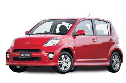 Daihatsu cars