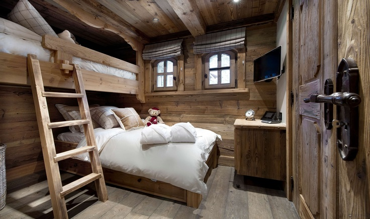 30 Rustic Chalet Interior Design Ideas