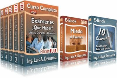 como preparar un examen ing luis demattia curso Cómo Preparar Un Exámen   Ing. Luis Demattia [Curso]