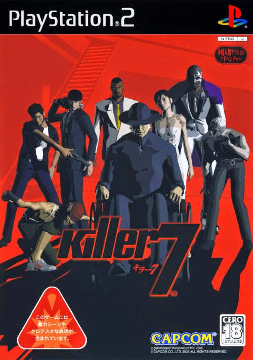 Killer 7 Ps2 Iso www.juegosparaplaystation.com