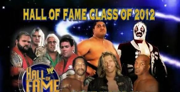 Adam S Wrestling Wwe Hall Of Fame Day