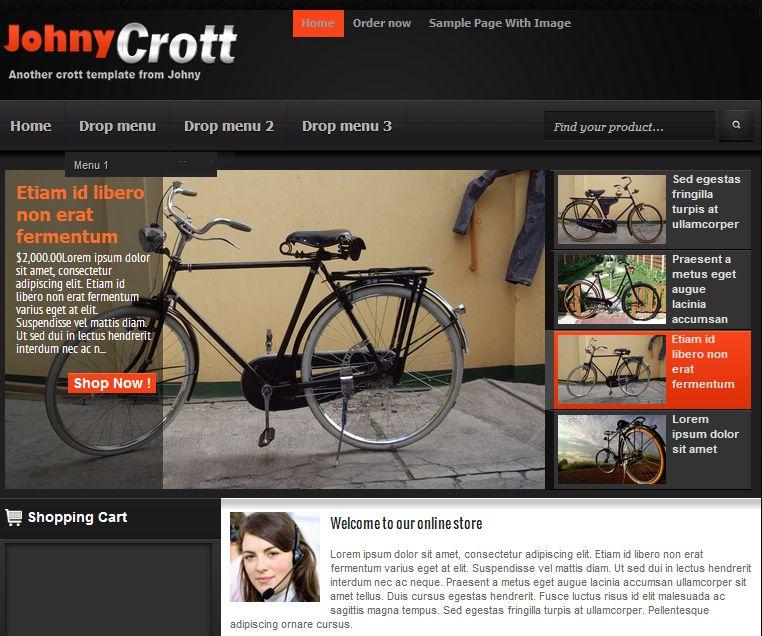Cara Memasang Daftar Isi Posting Pada Sidebar Wordpress: Free Download Template Online Shop