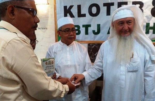 Berkat Warisan di Makkah, Jamaah Embarkasi Aceh Dapat Tambahan 1.200 Riyal