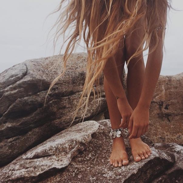 News Mimi Elashiry // Hippie Goddess