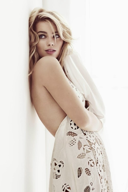 Margot Robbie - Harper's Bazaar UK April 2015
