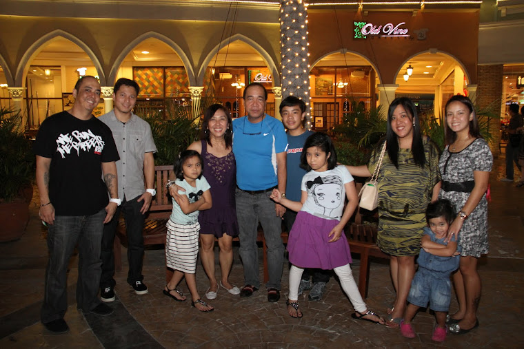 My Family Picture (April 16, 2011)